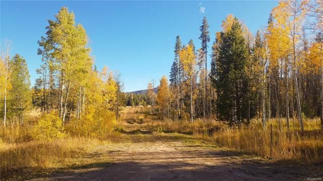 Lot 31 Black Horse II, Oak Creek, CO 80467 (#7879725) :: The DeGrood Team