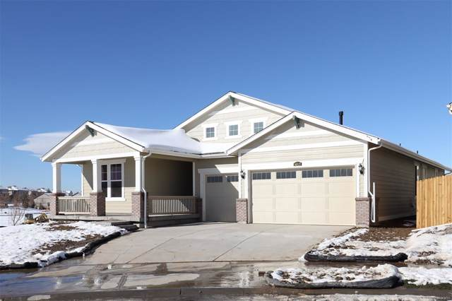 14521 Vancouver Place, Parker, CO 80134 (#7886201) :: The Healey Group