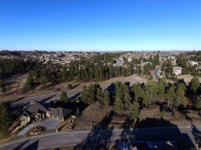 1695 Avenida Del Sol, Castle Rock, CO 80104 (#7890910) :: Hometrackr Denver