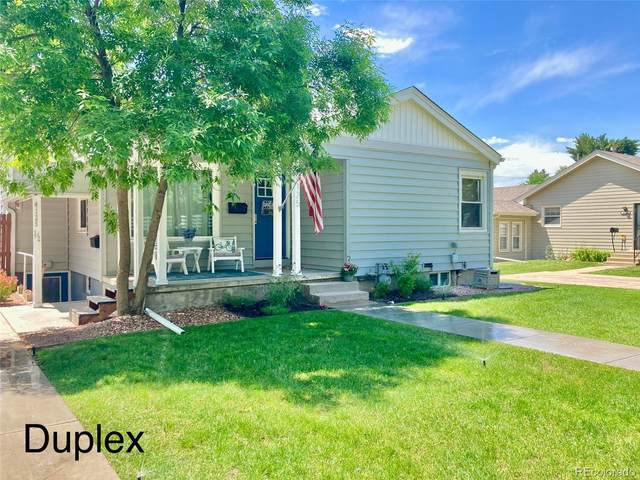4125 S Clarkson Street S, Englewood, CO 80113 (#7891236) :: Wisdom Real Estate