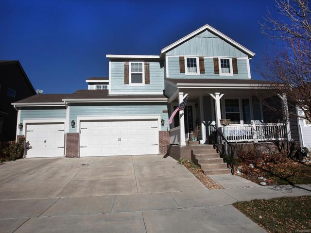 12985 E 107th Pl Ct, Commerce City, CO 80022 (#7893986) :: Sellstate Realty Pros
