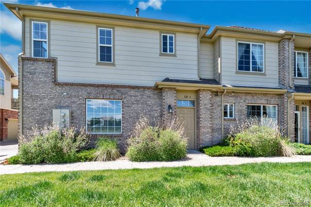 320 Granby Way A, Aurora, CO 80011 (#7917324) :: Mile High Luxury Real Estate