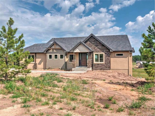 17434 Pond View Place, Colorado Springs, CO 80908 (MLS #7920379) :: 8z Real Estate