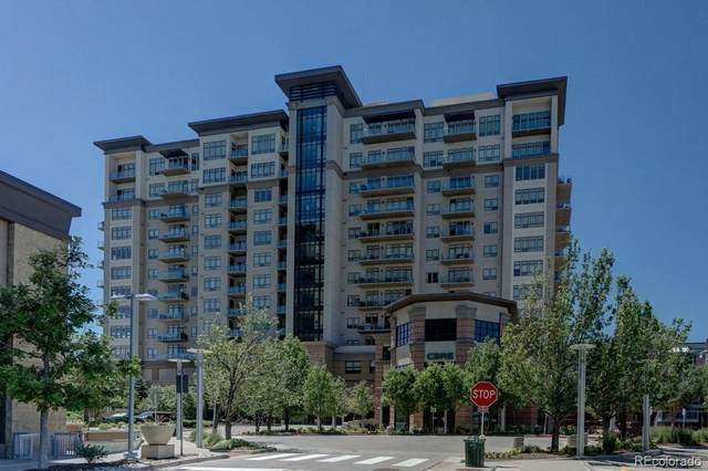 5455 Landmark Place #610, Greenwood Village, CO 80111 (#7925512) :: Mile High Luxury Real Estate