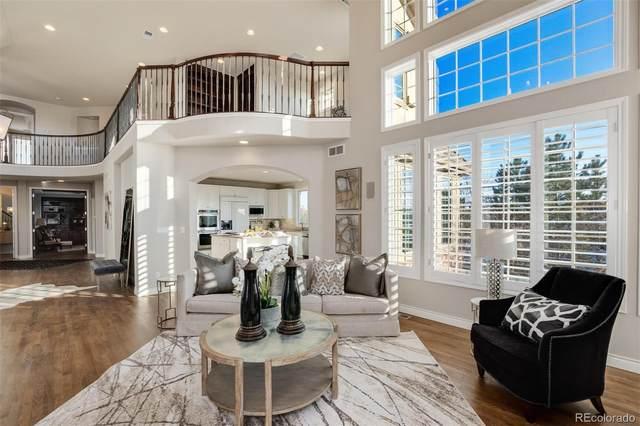 618 Fairchild Drive, Highlands Ranch, CO 80126 (MLS #7929424) :: 8z Real Estate