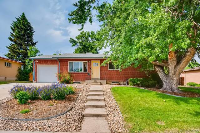10785 W 68th Avenue, Arvada, CO 80004 (MLS #7930020) :: Kittle Real Estate