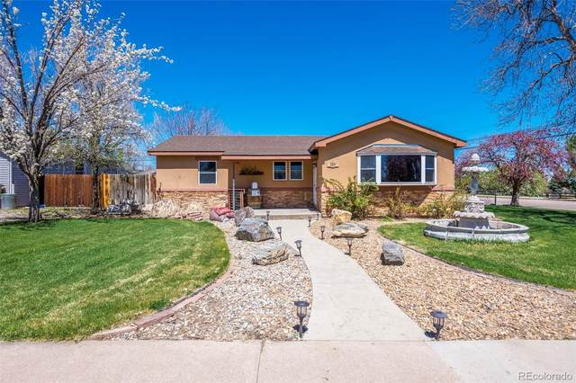 3303 W Centennial Avenue, Littleton, CO 80123 (#7930139) :: James Crocker Team
