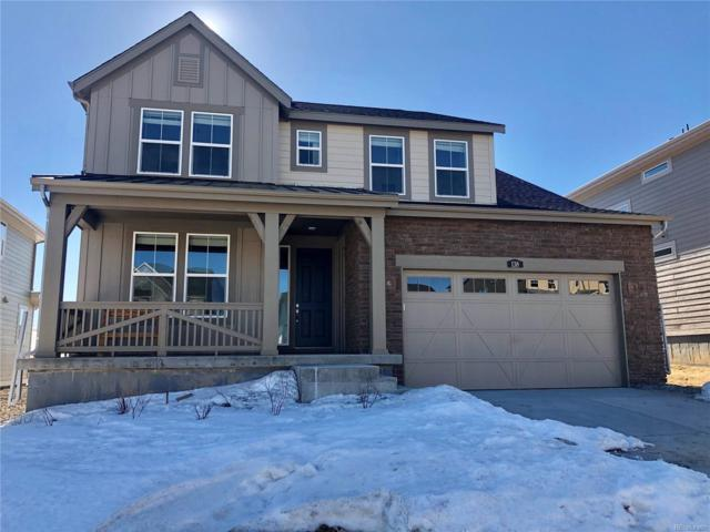 138 Back Nine Drive, Castle Pines, CO 80108 (#7942220) :: The City and Mountains Group