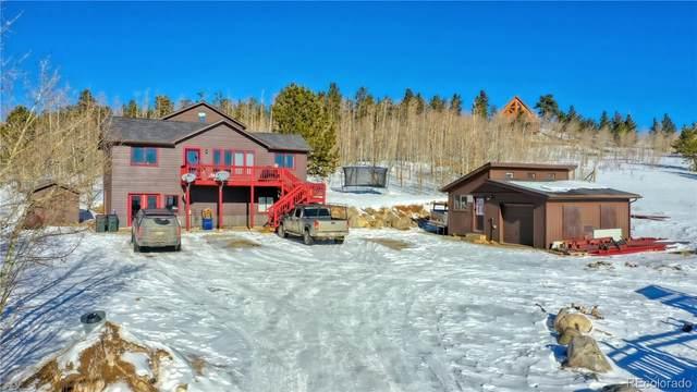 1424 Sheep Ridge Road, Fairplay, CO 80440 (#7962620) :: iHomes Colorado