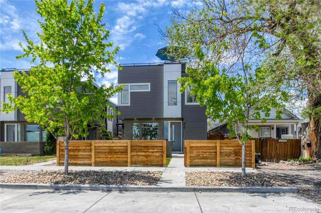 3721 Inca Street, Denver, CO 80211 (#7983206) :: Chateaux Realty Group