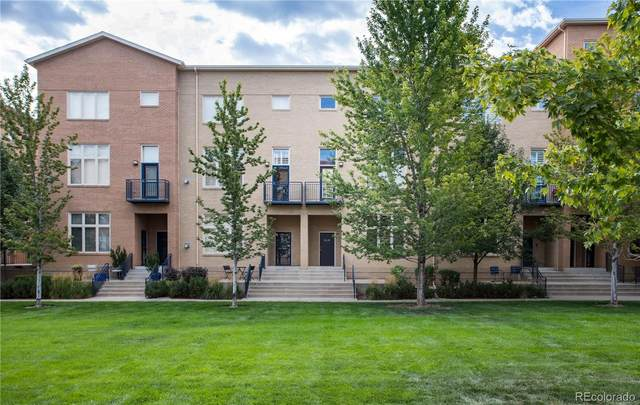 190 Roslyn Street #1305, Denver, CO 80230 (#7997012) :: Wisdom Real Estate