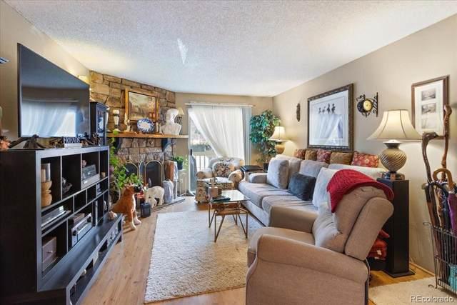 4400 S Quebec Street F108, Denver, CO 80237 (#7998265) :: The HomeSmiths Team - Keller Williams
