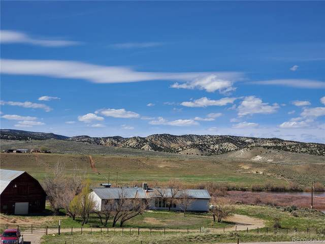 55775 Highway 318, Maybell, CO 81640 (#8002530) :: Colorado Home Finder Realty