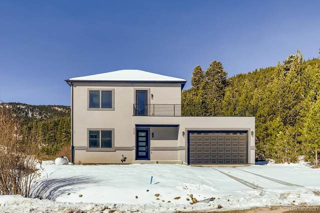 375 Silver Creek Road, Idaho Springs, CO 80452 (#8008850) :: Re/Max Structure