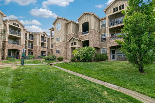 17209 Wilde Avenue #206, Parker, CO 80134 (MLS #8018574) :: The Space Agency - Northern Colorado Team