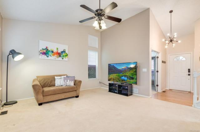 10962 Cannonade Drive, Parker, CO 80138 (#8025398) :: The HomeSmiths Team - Keller Williams