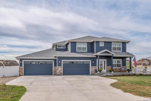 11162 E 162nd Place, Brighton, CO 80602 (#8029595) :: The DeGrood Team