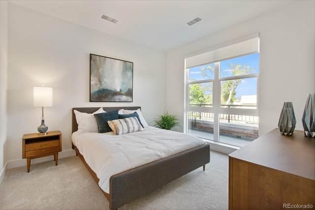 3500 S Corona Street #402, Englewood, CO 80113 (#8030057) :: The Griffith Home Team