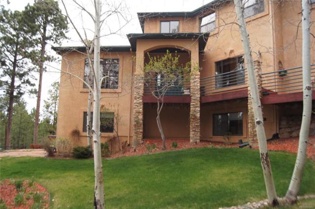 1172 Carnahan Court, Monument, CO 80132 (MLS #8037094) :: Kittle Real Estate