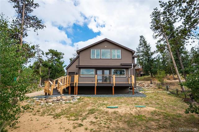 46 Hardscrabble Road, Golden, CO 80403 (MLS #8038234) :: 8z Real Estate