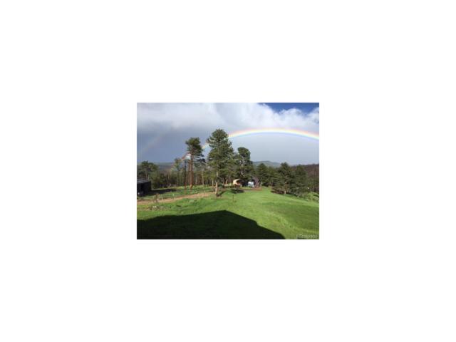 975 Old Camp Road, Bellvue, CO 80512 (MLS #8038902) :: 8z Real Estate