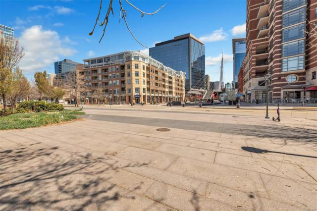 1610 Little Raven Street #515, Denver, CO 80202 (#8044875) :: The City and Mountains Group