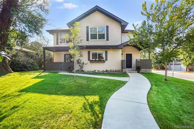 2701 S Jackson Street, Denver, CO 80210 (MLS #8050126) :: Clare Day with Keller Williams Advantage Realty LLC