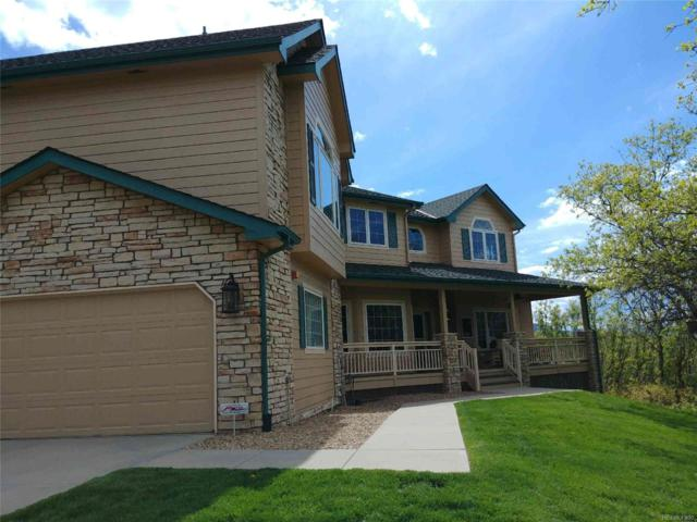 1234 Wintergate Circle, Castle Rock, CO 80104 (#8062632) :: The HomeSmiths Team - Keller Williams