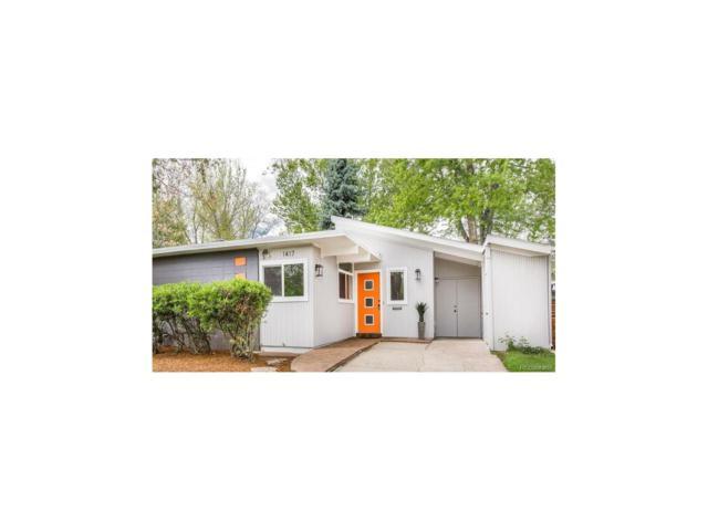 1417 S Fairfax Street, Denver, CO 80222 (MLS #8064716) :: 8z Real Estate