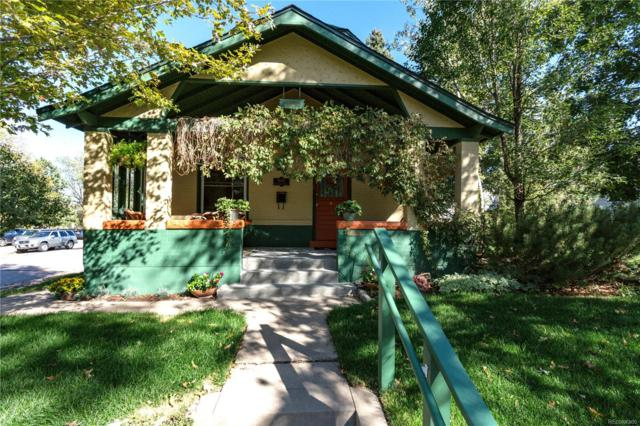 3602 S Acoma Street, Englewood, CO 80110 (MLS #8072240) :: 8z Real Estate
