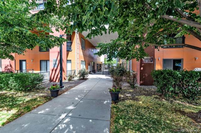 3295 Blake Street #302, Denver, CO 80205 (#8074003) :: The Heyl Group at Keller Williams