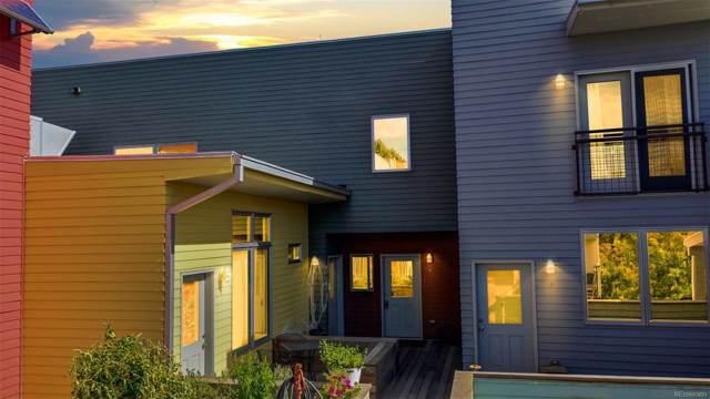 2018 Ionosphere Street #8, Longmont, CO 80504 (MLS #8077926) :: 8z Real Estate