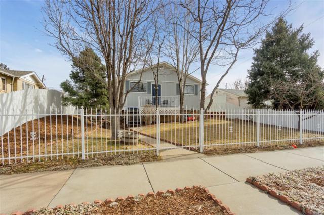 3636 N Madison Street, Denver, CO 80205 (#8087271) :: The Peak Properties Group