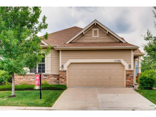11526 W Cooper Place, Littleton, CO 80127 (MLS #8091080) :: 8z Real Estate