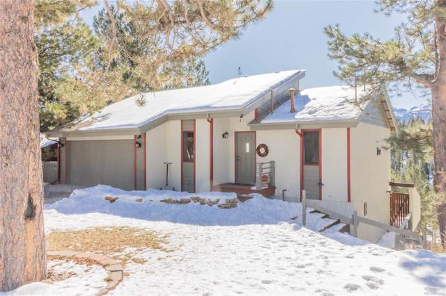 226 Illini Drive, Woodland Park, CO 80863 (#8091162) :: The Heyl Group at Keller Williams