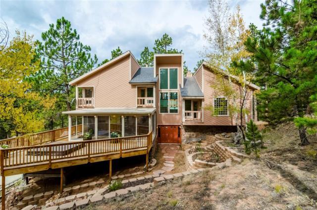 2302 Mount Evans Boulevard, Pine, CO 80470 (#8093030) :: Berkshire Hathaway Elevated Living Real Estate