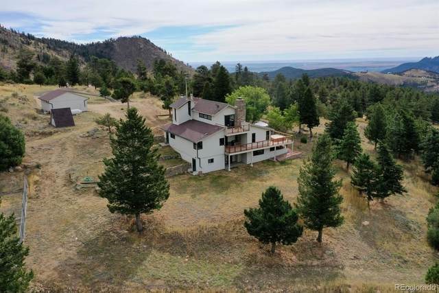 1427 County Road 83, Boulder, CO 80302 (MLS #8112657) :: 8z Real Estate
