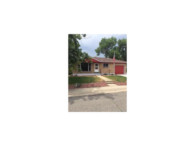 10811 Blue Jay Lane, Northglenn, CO 80233 (MLS #8146656) :: 8z Real Estate