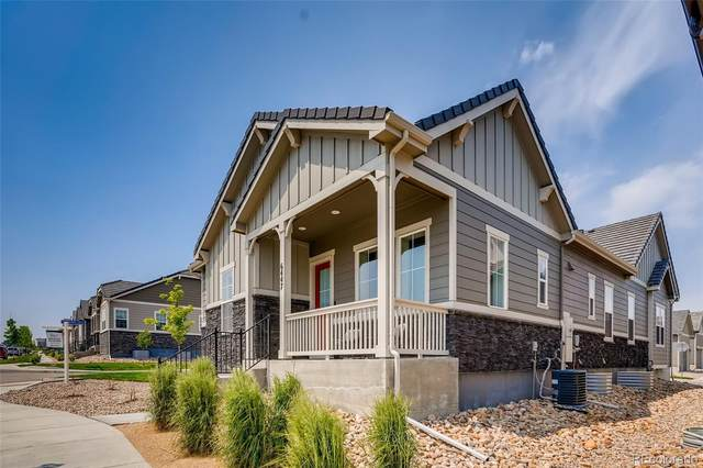6447 S Vaughn Street, Centennial, CO 80111 (#8147440) :: Wisdom Real Estate