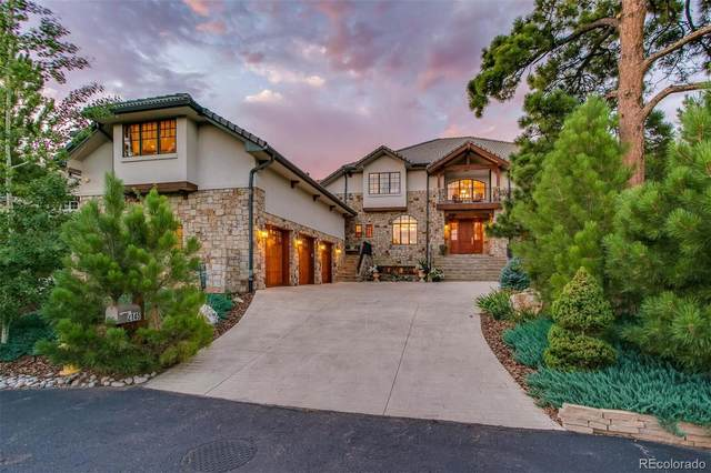 2145 Beechnut Place, Castle Rock, CO 80108 (#8149647) :: James Crocker Team