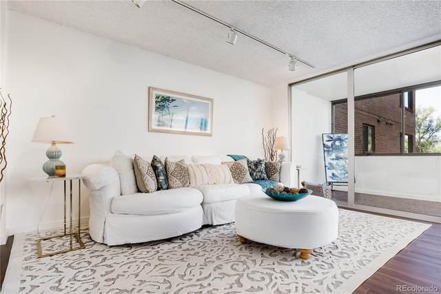 1850 Folsom Street #406, Boulder, CO 80302 (#8151415) :: Mile High Luxury Real Estate