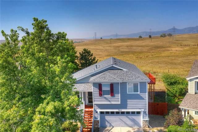 332 Cherokee Avenue, Superior, CO 80027 (MLS #8157933) :: 8z Real Estate