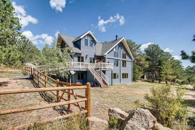 162 Ranch Road, Ward, CO 80481 (MLS #8159068) :: 8z Real Estate