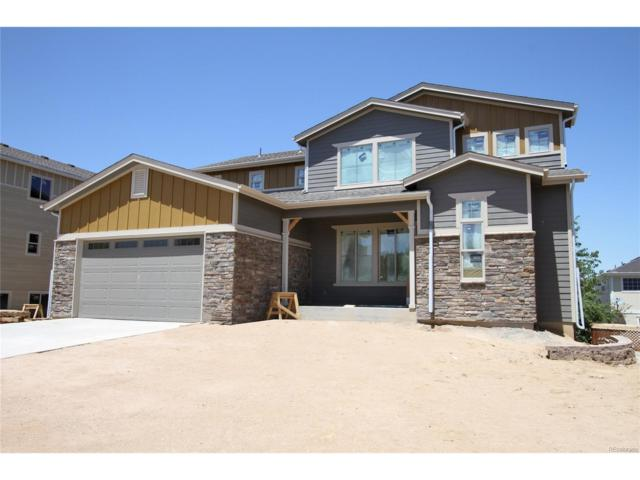 18077 Domingo Drive, Parker, CO 80134 (MLS #8185638) :: 8z Real Estate