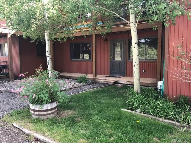 23800 County Road 16 #502, Oak Creek, CO 80467 (#8207617) :: My Home Team