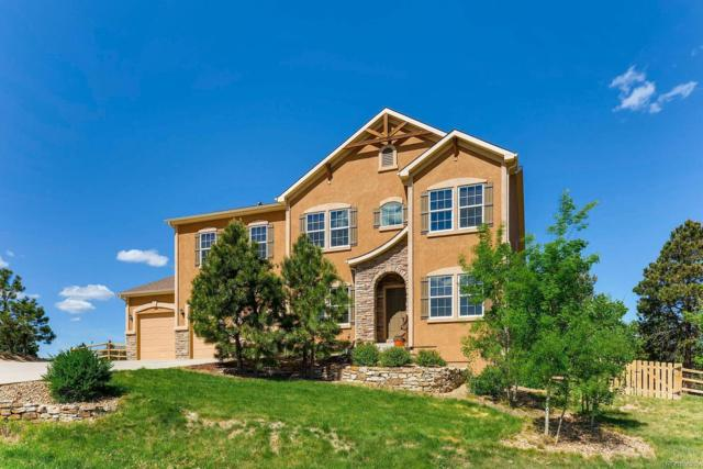 19956 Alexandria Drive, Monument, CO 80132 (#8225959) :: The City and Mountains Group