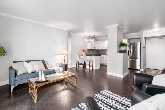 601 W 11th Avenue #717, Denver, CO 80204 (MLS #8234406) :: 8z Real Estate