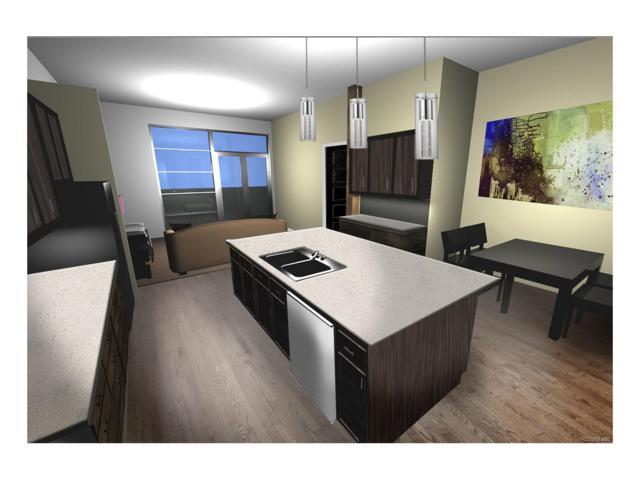 3198 Blake Street #305, Denver, CO 80205 (MLS #8239660) :: 8z Real Estate