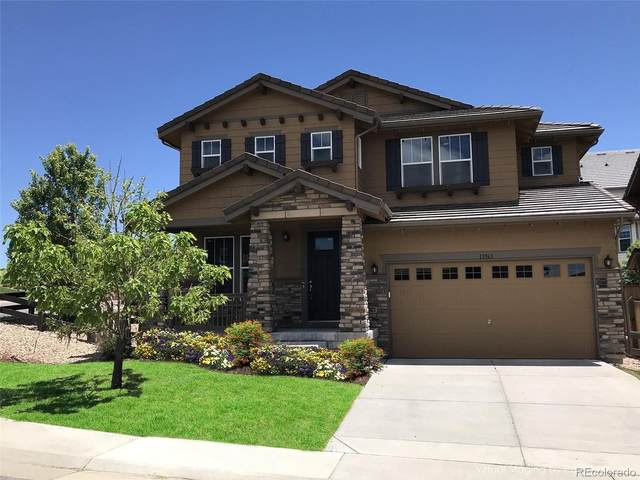 13965 Kenneth Circle, Parker, CO 80134 (#8259209) :: West + Main Homes