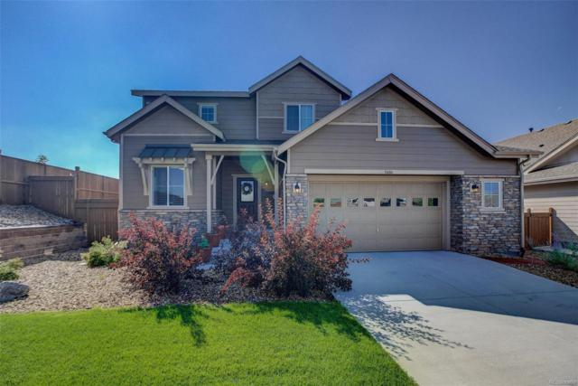5406 S Granby Court, Aurora, CO 80015 (#8265490) :: The DeGrood Team